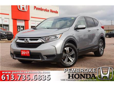 2017 Honda CR-V LX (Stk: P7495) in Pembroke - Image 1 of 28