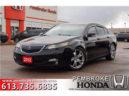 2012 Acura TL Elite (Stk: P7477A) in Pembroke - Image 1 of 30