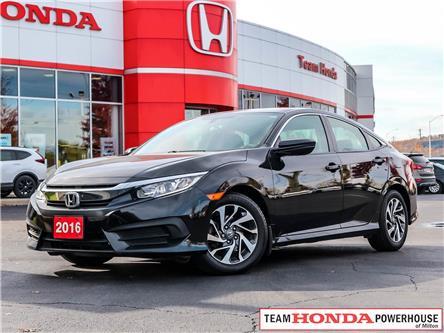 2016 Honda Civic EX (Stk: 3702) in Milton - Image 1 of 30