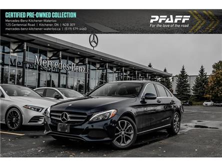 2017 Mercedes-Benz C-Class Base (Stk: K4180) in Kitchener - Image 1 of 22