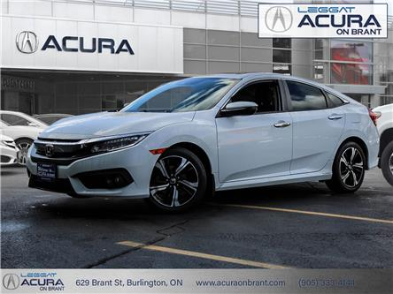 2016 Honda Civic Touring (Stk: 4318) in Burlington - Image 1 of 26