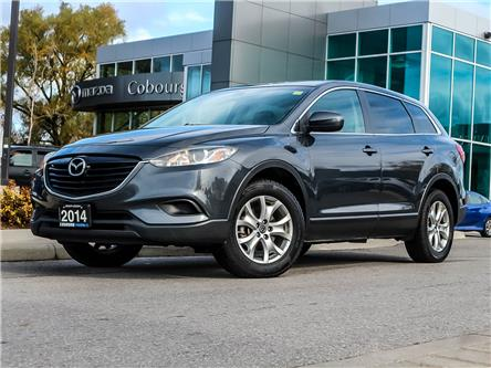 2014 Mazda CX-9 GS (Stk: U0495) in Cobourg - Image 1 of 27