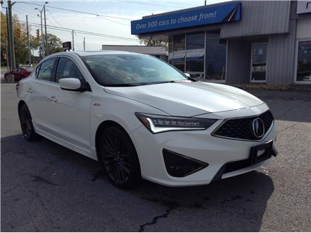 2019 Acura ILX Premium A-Spec (Stk: 201075) in Kingston - Image 1 of 28