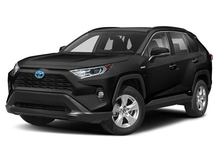 2021 Toyota RAV4 Hybrid XLE (Stk: 2100) in Dawson Creek - Image 1 of 9