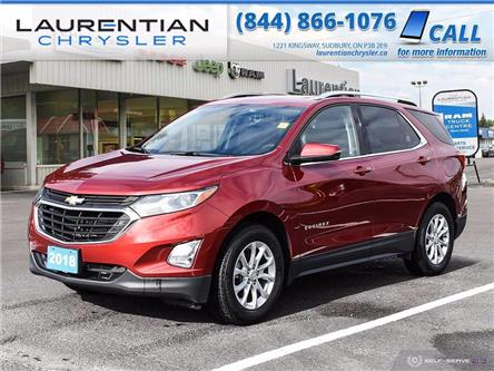 2018 Chevrolet Equinox 1LT (Stk: 20512A) in Sudbury - Image 1 of 30