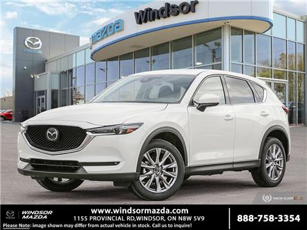 2021 Mazda CX-5 GT (Stk: C55539) in Windsor - Image 1 of 23
