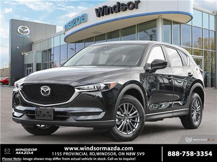 2021 Mazda CX-5 GS (Stk: C55572) in Windsor - Image 1 of 23