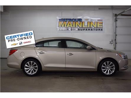 2014 Buick LaCrosse Leather (Stk: K1822A) in Watrous - Image 1 of 41