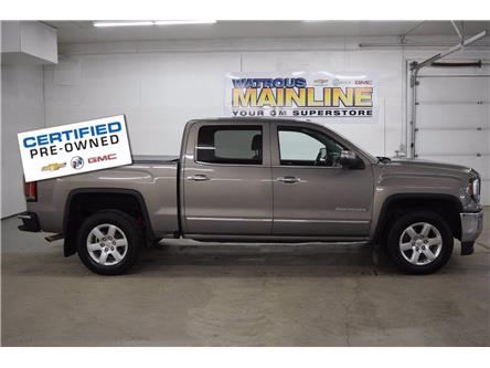 2017 GMC Sierra 1500 SLT (Stk: M7573) in Watrous - Image 1 of 45