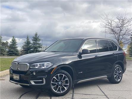 2016 BMW X5 xDrive35i (Stk: P1717) in Barrie - Image 1 of 17