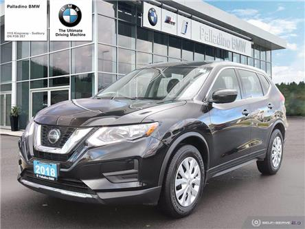 2018 Nissan Rogue S (Stk: U0210) in Sudbury - Image 1 of 26