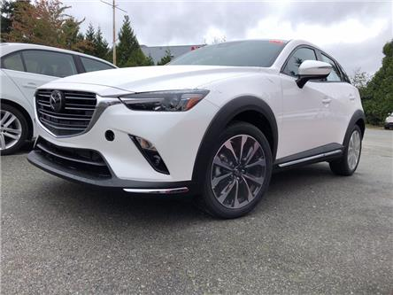 2021 Mazda CX-3 GT (Stk: 503282) in Surrey - Image 1 of 5