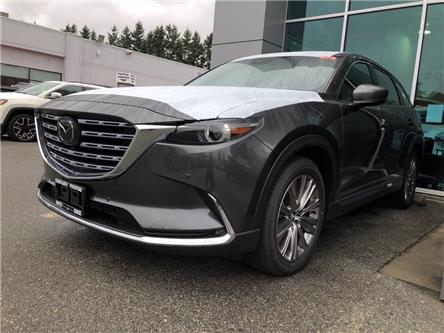 2021 Mazda CX-9 Signature (Stk: 450564) in Surrey - Image 1 of 5