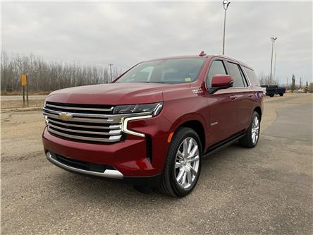 2021 Chevrolet Tahoe High Country (Stk: T0191) in Athabasca - Image 1 of 27