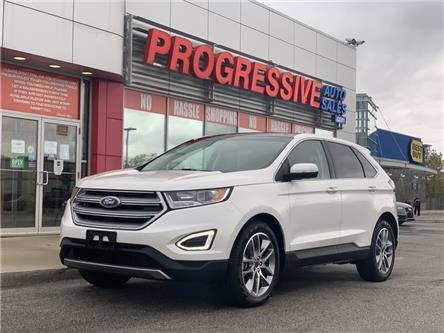 2017 Ford Edge Titanium (Stk: HBB92093) in Sarnia - Image 1 of 25