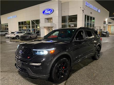 2020 Ford Explorer ST (Stk: 20691A) in Vancouver - Image 1 of 21