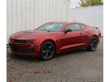 2021 Chevrolet Camaro 2SS (Stk: 21043) in Peterborough - Image 1 of 3