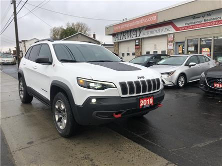 2019 Jeep Cherokee Trailhawk (Stk: 2013) in Garson - Image 1 of 15