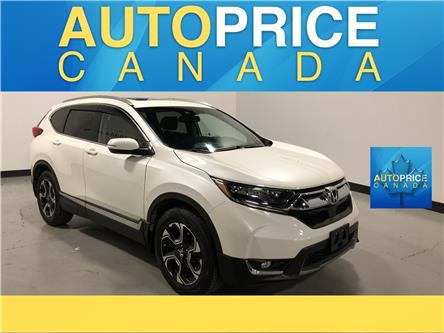 2018 Honda CR-V Touring (Stk: D2110) in Mississauga - Image 1 of 28