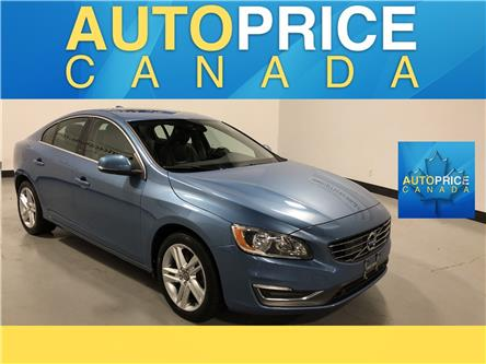 2015 Volvo S60 T5 Premier Plus (Stk: W2122) in Mississauga - Image 1 of 24