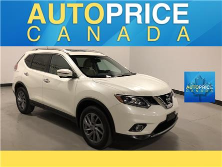 2016 Nissan Rogue SL Premium (Stk: W2107) in Mississauga - Image 1 of 27