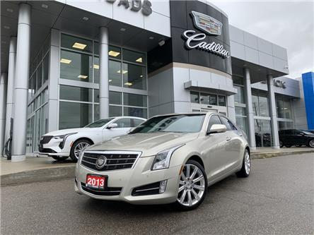 2013 Cadillac ATS 3.6L Premium (Stk: Z231858A) in Newmarket - Image 1 of 14