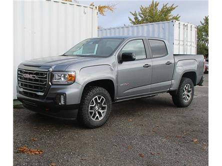 2021 GMC Canyon AT4 w/Cloth (Stk: 21048) in Peterborough - Image 1 of 3
