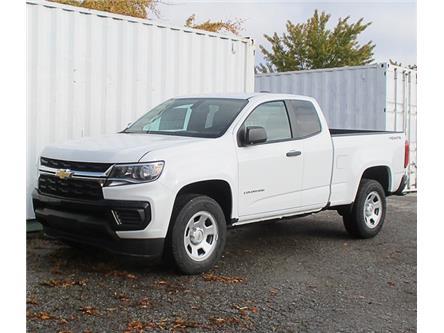 2021 Chevrolet Colorado WT (Stk: 21049) in Peterborough - Image 1 of 3