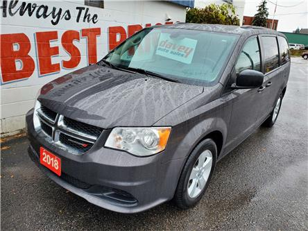 2018 Dodge Grand Caravan CVP/SXT (Stk: 20-529) in Oshawa - Image 1 of 13
