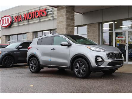 2021 Kia Sportage EX S (Stk: 79465) in Cobourg - Image 1 of 24