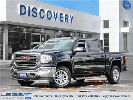 2018 GMC Sierra 1500 SLE (Stk: 18-74237-T) in Burlington - Image 1 of 21