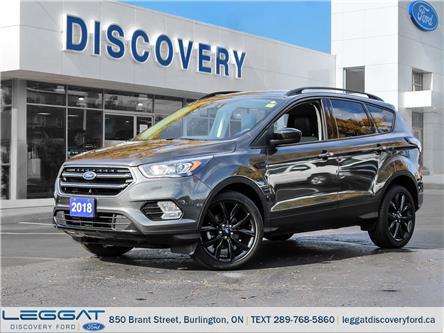 2018 Ford Escape SE (Stk: 18-81541-T) in Burlington - Image 1 of 23