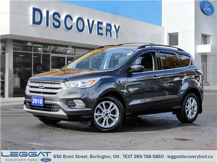 2018 Ford Escape SE (Stk: 18-72373-T) in Burlington - Image 1 of 27