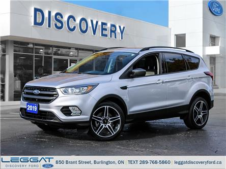 2019 Ford Escape SEL (Stk: 19-27386-T) in Burlington - Image 1 of 23