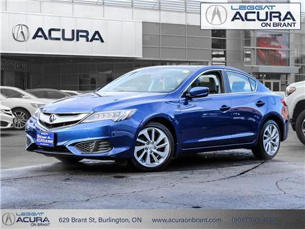 2017 Acura ILX  (Stk: 4329) in Burlington - Image 1 of 30