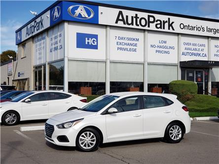 2019 Hyundai Accent  (Stk: 19-81847) in Brampton - Image 1 of 20