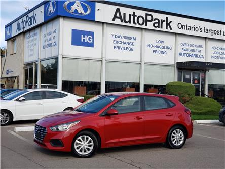 2019 Hyundai Accent ESSENTIAL (Stk: 19-84922RJB) in Brampton - Image 1 of 20