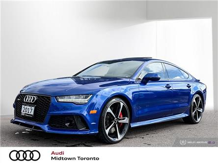 2017 Audi RS 7 4.0T (Stk: P8418) in Toronto - Image 1 of 25