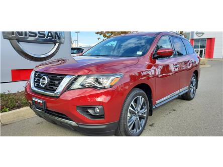 2020 Nissan Pathfinder Platinum (Stk: P2004) in Courtenay - Image 1 of 8