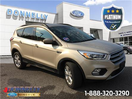 2017 Ford Escape SE (Stk: PLDS306A) in Ottawa - Image 1 of 26