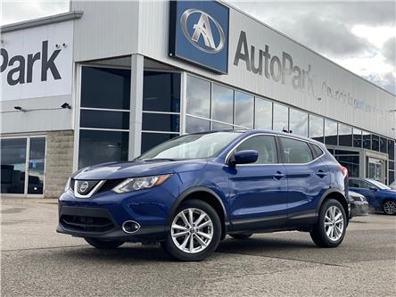 2019 Nissan Qashqai SV (Stk: 19-30907RJB) in Barrie - Image 1 of 26