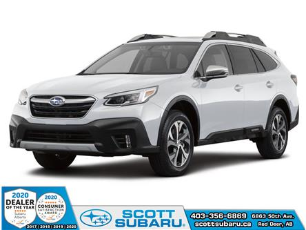 2021 Subaru Outback Premier XT (Stk: 113322) in Red Deer - Image 1 of 2