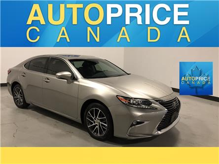2018 Lexus ES 350 Base (Stk: W2129) in Mississauga - Image 1 of 27