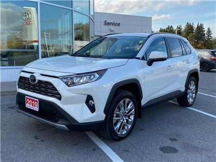 2019 Toyota RAV4 Limited (Stk: TX018A) in Cobourg - Image 1 of 29