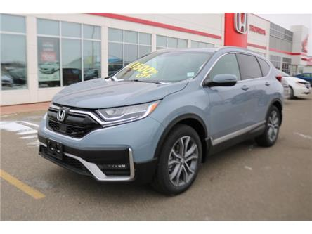 2020 Honda CR-V Touring (Stk: 20085) in Fort St. John - Image 1 of 20