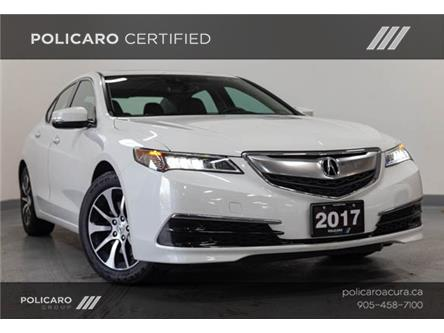 2017 Acura TLX Base (Stk: 800359P) in Brampton - Image 1 of 18