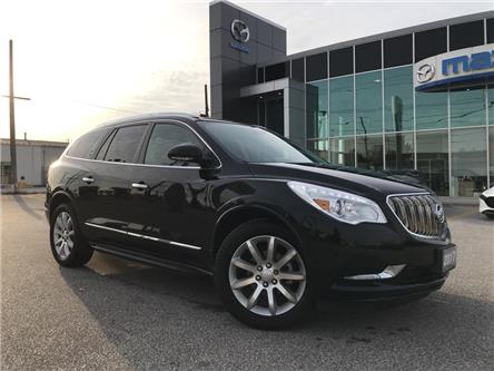 2017 Buick Enclave Premium (Stk: NM3312A) in Chatham - Image 1 of 17