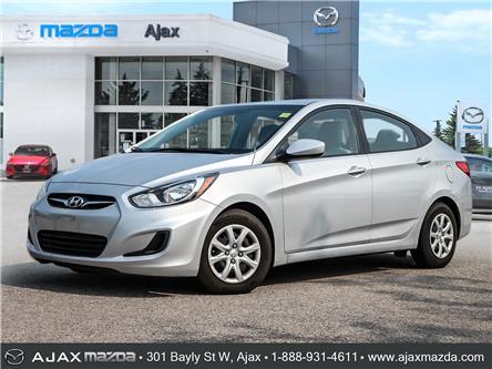 2014 Hyundai Accent  (Stk: 21-0015A) in Ajax - Image 1 of 23