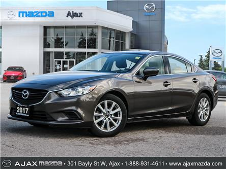2017 Mazda MAZDA6 GS (Stk: P5587) in Ajax - Image 1 of 28