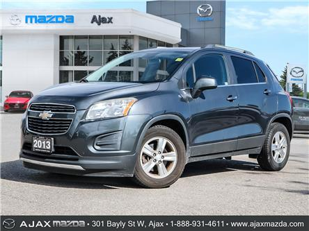 2013 Chevrolet Trax 1LT (Stk: 20-1249A) in Ajax - Image 1 of 25